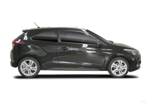HYUNDAI i20 hatchback boczny prawy