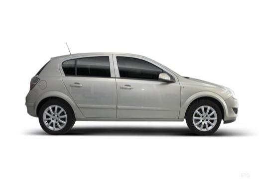 OPEL Astra III II hatchback boczny prawy