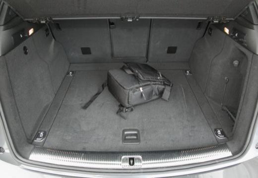 AUDI Q5 II kombi przestrzeń załadunkowa