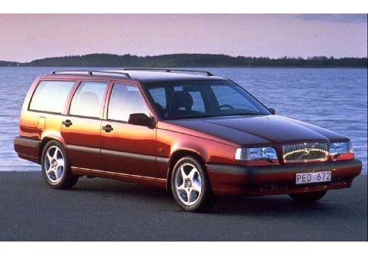 volvo 850 estate 2 3 t 5r kombi 2 4 250km 1995. Black Bedroom Furniture Sets. Home Design Ideas