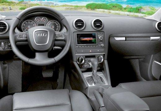 AUDI A3 2.0 TDI DPF Prime Line Hatchback Sportback II 140KM (diesel)