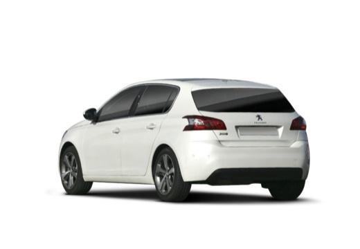PEUGEOT 308 III hatchback tylny lewy