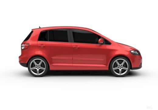 VOLKSWAGEN Golf V Plus hatchback boczny prawy