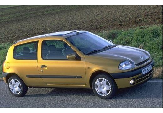 RENAULT Clio 1.4i RT 16V Hatchback II I 98KM (benzyna)