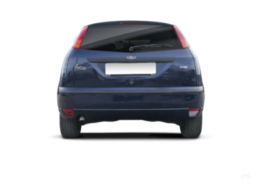 FORD Focus II hatchback tylny