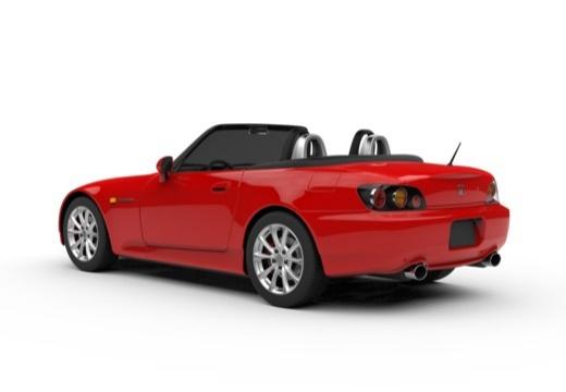 HONDA S 2000 I roadster tylny lewy