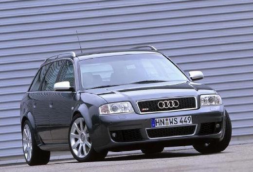 AUDI A6 /S6 Avant 4B II kombi silver grey przedni prawy