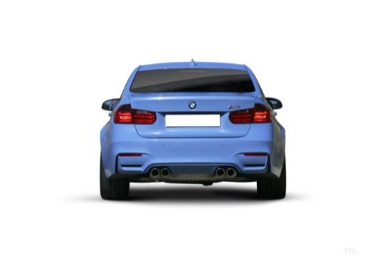 BMW Seria 3 F30 sedan tylny