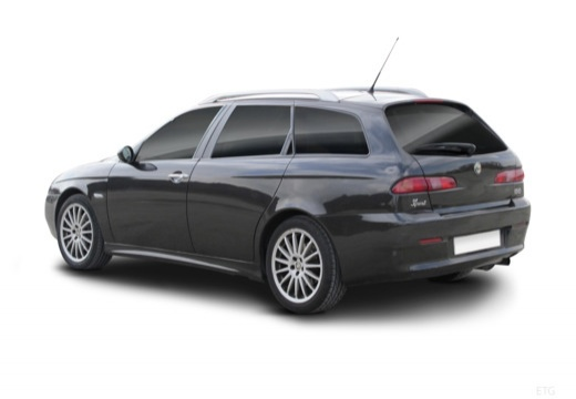 ALFA ROMEO 156 kombi tylny lewy