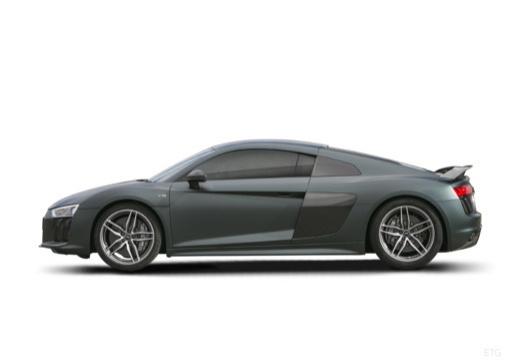 AUDI R8 coupe boczny lewy