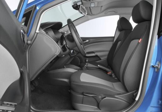 SEAT Ibiza ST III kombi wnętrze