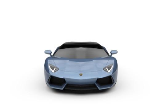LAMBORGHINI Aventador roadster przedni