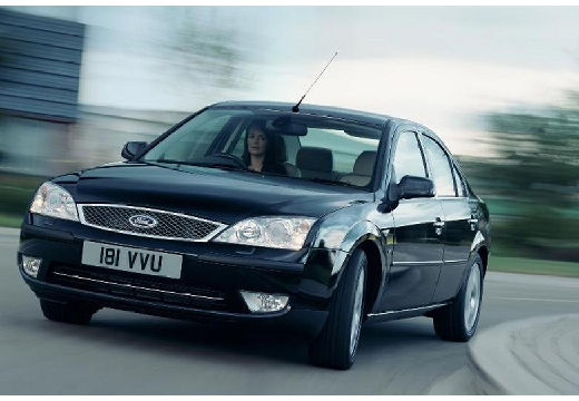 FORD Mondeo 2.5 V6 Gold X Sedan V 170KM (benzyna)