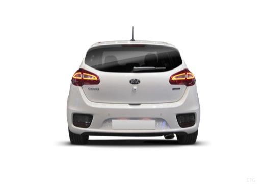 KIA Ceed IV hatchback tylny
