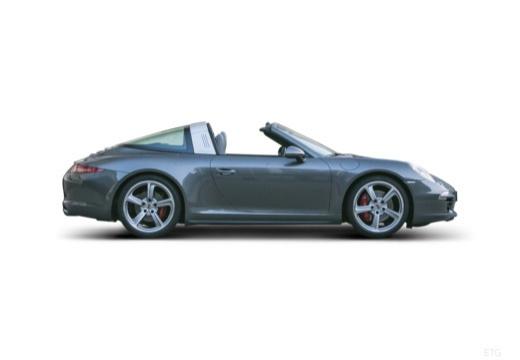 PORSCHE 911 991 I coupe boczny prawy