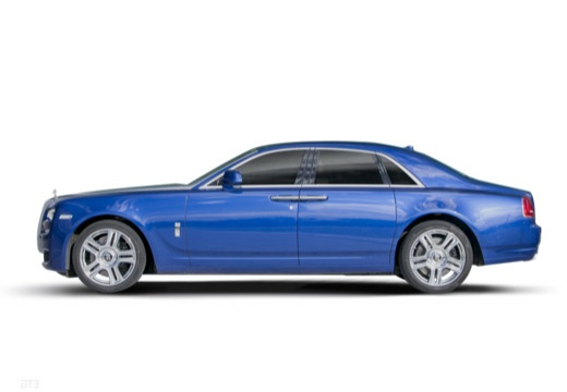 ROLLS-ROYCE Ghost I sedan boczny lewy