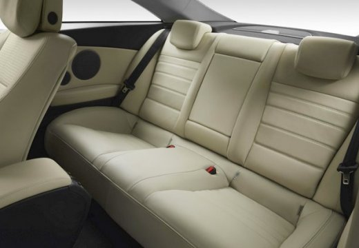 RENAULT Laguna II coupe wnętrze