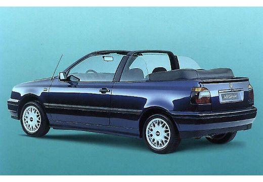 VOLKSWAGEN Golf Cabriolet III kabriolet tylny lewy