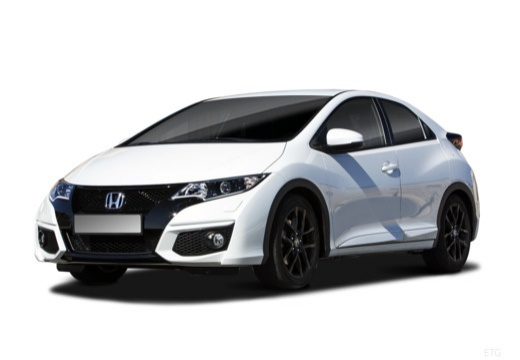 HONDA Civic 1.6 i-DTEC Executive ADAS / Connect+ Hatchback IX 120KM (diesel)
