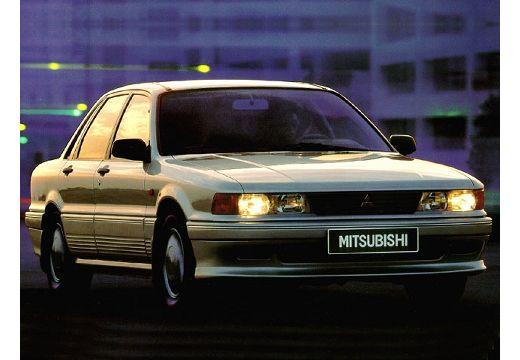 MITSUBISHI Galant 1800 TD GLS Sedan II 1.8 75KM (diesel)