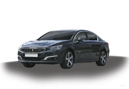 PEUGEOT 508 1.6 VTi Access Sedan II 120KM (benzyna)