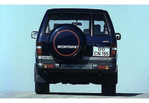 OPEL Monterey kombi tylny
