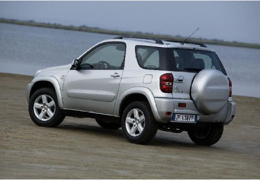 toyota rav4 2 0 vvt i sol kombi iii 150km 2003. Black Bedroom Furniture Sets. Home Design Ideas