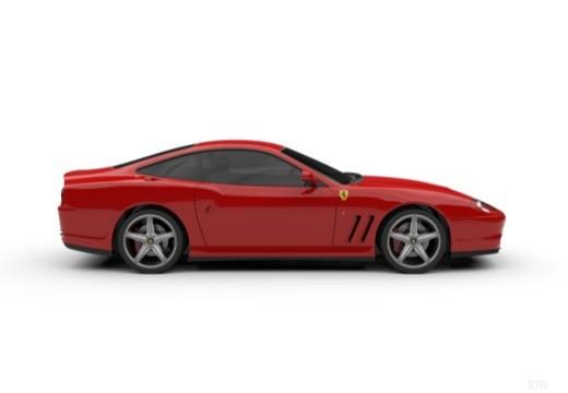 FERRARI 575 coupe boczny prawy