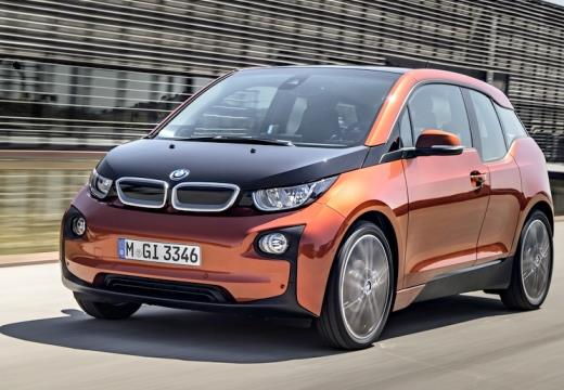 BMW i3 Hatchback I01 I