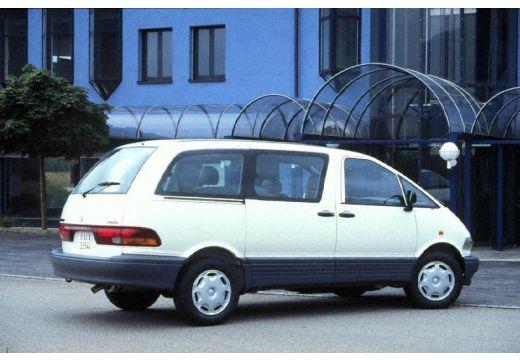 Toyota Previa van tylny prawy