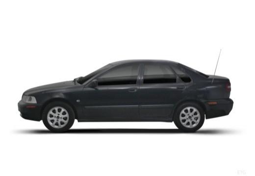 VOLVO S40 III sedan boczny lewy