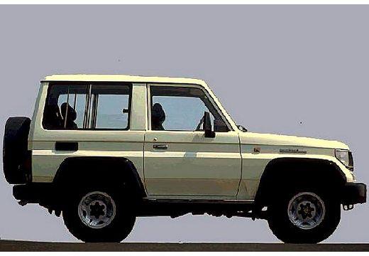 Toyota Land Cruiser LJ70 Turbo Special Kombi I 2.5 86KM (diesel)