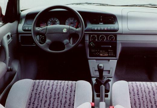SKODA Felicia hatchback tablica rozdzielcza