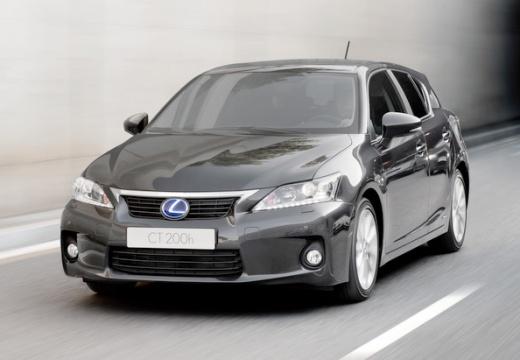 LEXUS CT 200h Elegance Hatchback I 1.8 99KM (benzyna elektryczny)