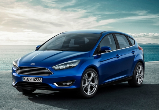 FORD Focus 1.5 EcoBoost Trend Sport ASS PowerShift Hatchback VI 150KM (benzyna)