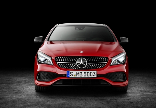 MERCEDES-BENZ CLA 220 d 4-Matic Sedan C 117 2.2 177KM (diesel)