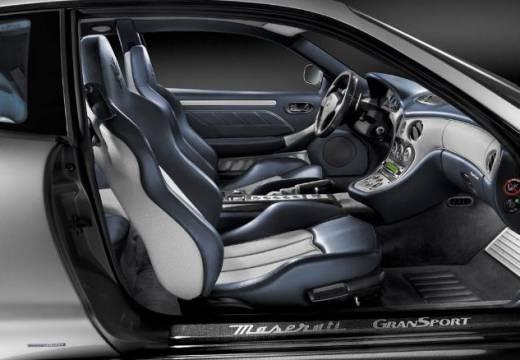 MASERATI 4200 coupe wnętrze