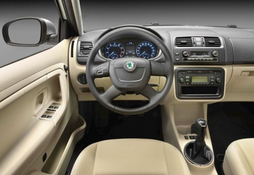 SKODA Fabia 1.6 TDI DPF Style Kombi II 90KM (diesel)