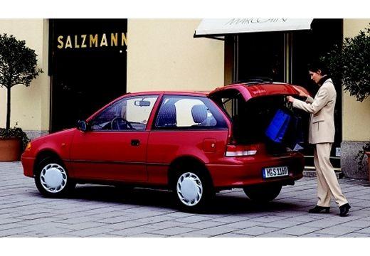 SUZUKI Swift III hatchback przedni lewy