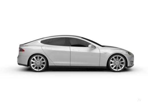 TESLA Model S I hatchback boczny prawy