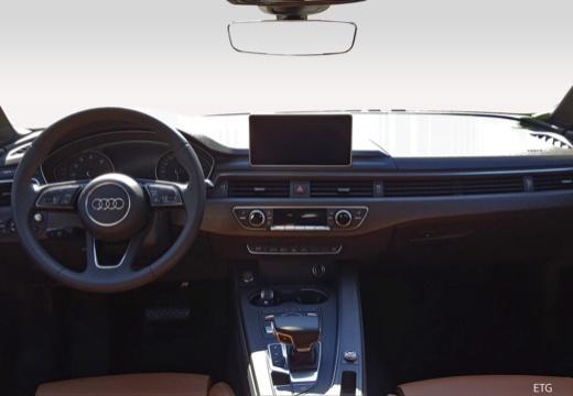 AUDI A5 hatchback tablica rozdzielcza
