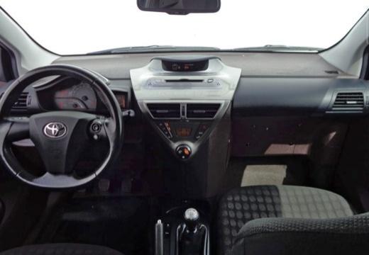 Toyota iQ I hatchback tablica rozdzielcza
