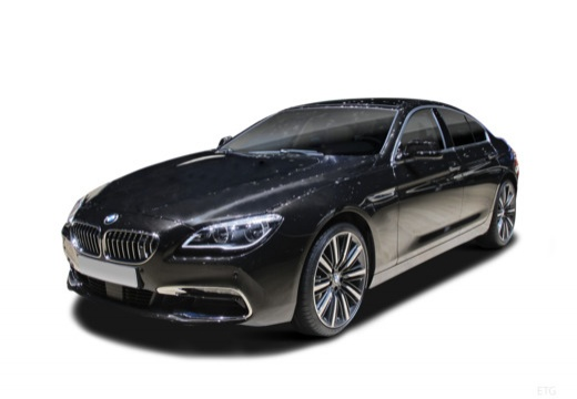 BMW Seria 6 Sedan Gran Coupe F06 II