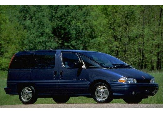 PONTIAC Trans Sport Van