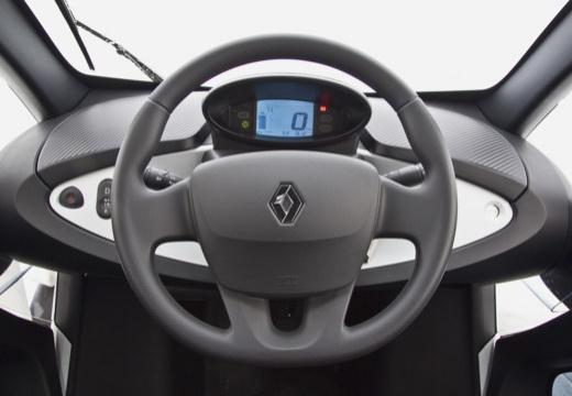RENAULT Twizy hatchback tablica rozdzielcza