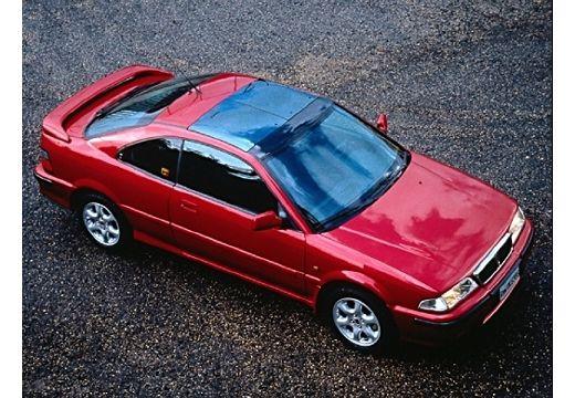 ROVER 200 coupe bordeaux (czerwony ciemny) górny przedni
