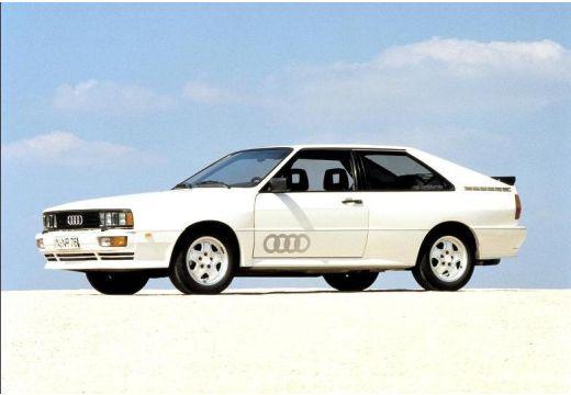 AUDI 80 81/85 coupe biały przedni lewy