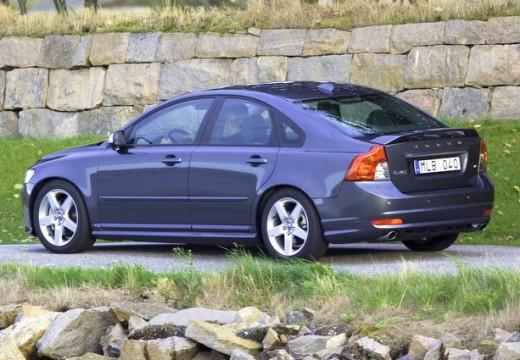 VOLVO S40 V sedan niebieski jasny tylny lewy
