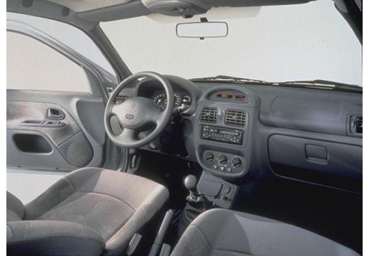 RENAULT Clio II I hatchback tablica rozdzielcza