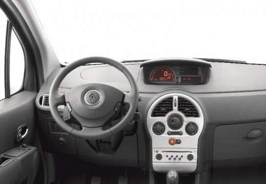 RENAULT Modus hatchback tablica rozdzielcza